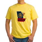 ILY Georgia Yellow T-Shirt