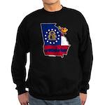 ILY Georgia Sweatshirt (dark)