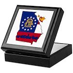 ILY Georgia Keepsake Box