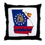 ILY Georgia Throw Pillow