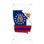 ILY Georgia Banner
