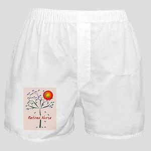 Retired Nurse Boxer Shorts
