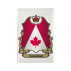 Canadian Gifts Rectangle Magnet (100 pack)