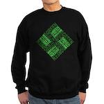 Green is the New Fascism Sweatshirt (dark)