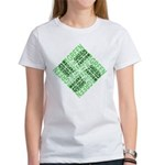 Green is the New Fascism Women's T-Shirt