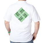 Green is the New Fascism Golf Shirt