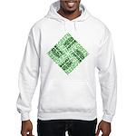 Green is the New Fascism Hooded Sweatshirt