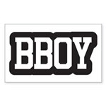 BBOY Sticker (Rectangle)