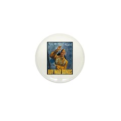 Till We Meet Again Poster Art Mini Button (10 pack