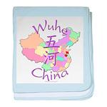 Wuhe China baby blanket