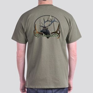 bp-Outdoors Buck Logo Dark T-Shirt