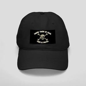 Where There Be Seas Black Cap