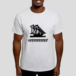 Pirates! Light T-Shirt