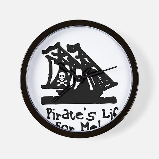 Pirates! Wall Clock