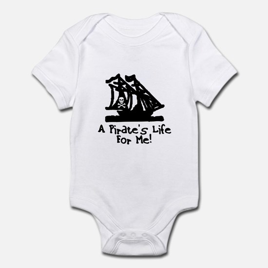 Pirates! Infant Bodysuit