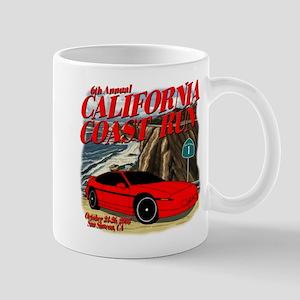6th Annual California Coast R Mug