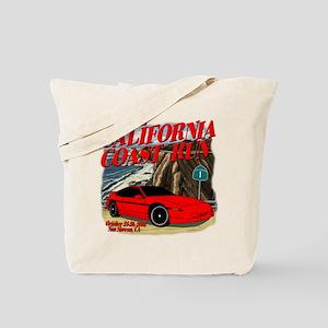 6th Annual California Coast R Tote Bag