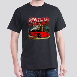 6th Annual California Coast R Dark T-Shirt