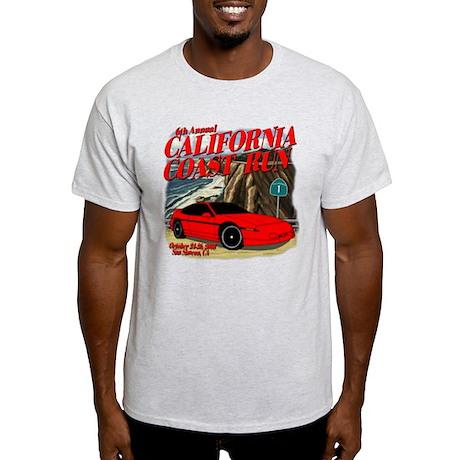6th Annual California Coast R Light T-Shirt