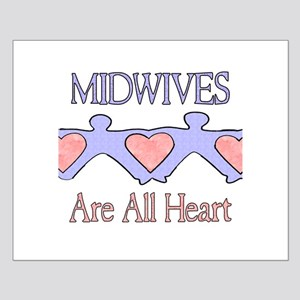 Midwives Are All Heart 2 Small Poster
