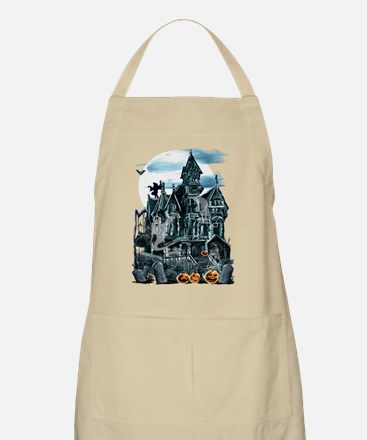 Haunted House Apron