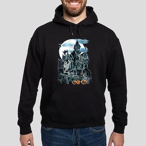 Haunted House Hoodie (dark)
