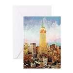 New York City Picture Greeting Card