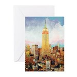 New York City Picture Greeting Cards (Pk of 20)