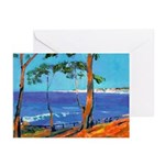 Riccoboni Note Cards Greeting Cards (Pk of 20)