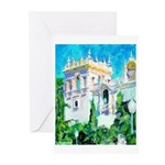 HOuse of The Sun King Greeting Cards (Pk of 10)
