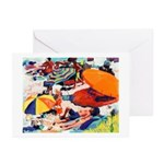 Beach Day Greeting Cards (Pk of 10)