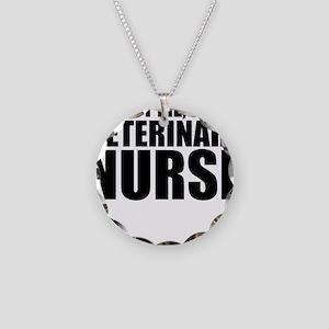 Trust Me, I'm A Veterinary Nurse Necklace