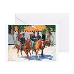 California Soldiers Greeting Cards (Pk of 10)