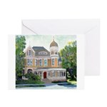 Americana by RD Riccoboni Greeting Cards (Pk of 10