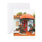 Holiday Shoppe Greeting Cards (Pk of 10)