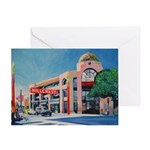 Hillcrest by Riccoboni Greeting Card