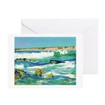 La Jolla Thank You Cards (Pk of 10)