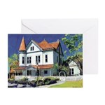 San Diego Heritage Park Greeting Cards (Pk of 20)
