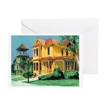 Heritage Park Old Town San Diego Greeting Card