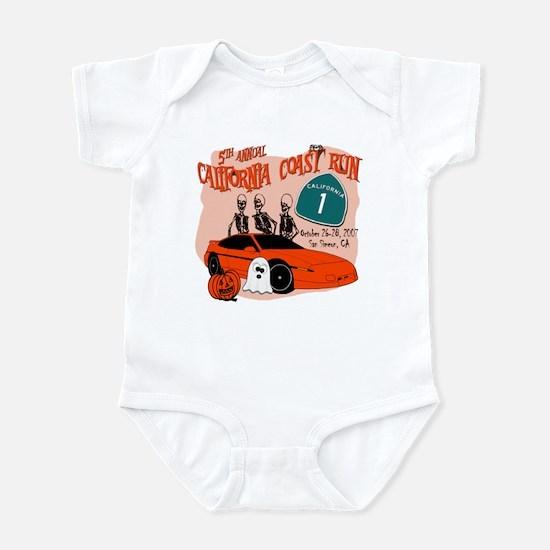 5th Annual California Coast R Infant Bodysuit