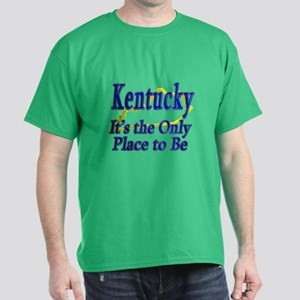 Only Place To Be - Kentucky Dark T-Shirt