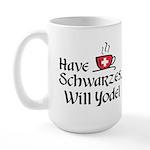 ...Schwarzes Will Yodel Large Mug