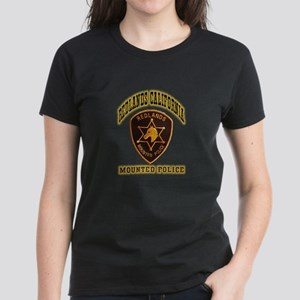Redlands Mounted Police Women's Dark T-Shirt