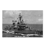 USS BEALE Postcards (Package of 8)