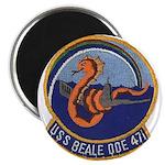 USS BEALE Magnet