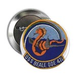 "USS BEALE 2.25"" Button"