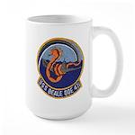 USS BEALE Large Mug