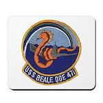 USS BEALE Mousepad