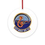 USS BEALE Ornament (Round)