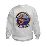 USS BEALE Kids Sweatshirt